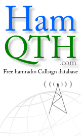 HamQTH.com - Free Ham Radio Callbook