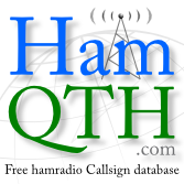 HamQTH.com - Free hamradio callbook